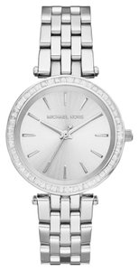Michael Kors Michael Kors Mini Darci Round Bracelet Watch 33mm MK3364