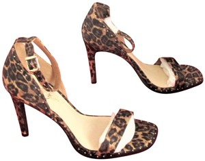 Fergie Next Day Shipping Leopard Sandals