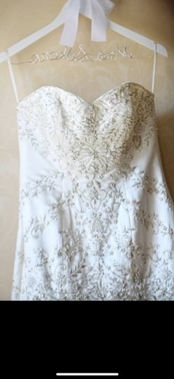 Preload https://img-static.tradesy.com/item/27019838/mori-lee-ivory-duchess-satin-worn-mermaid-fit-with-sweetheart-neckline-and-corset-back-only-hemmed-a-0-0-540-540.jpg