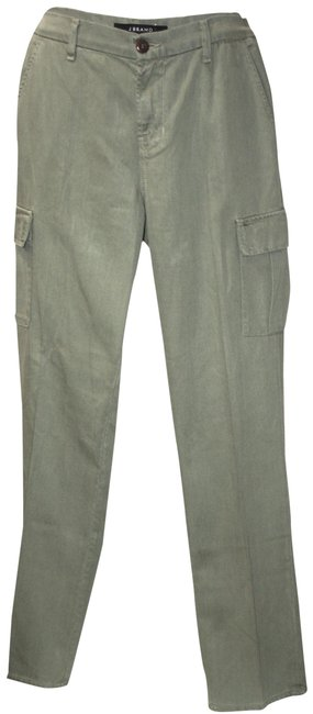 Item - Green Olive Army Relaxed Fit Jeans Size 26 (2, XS)