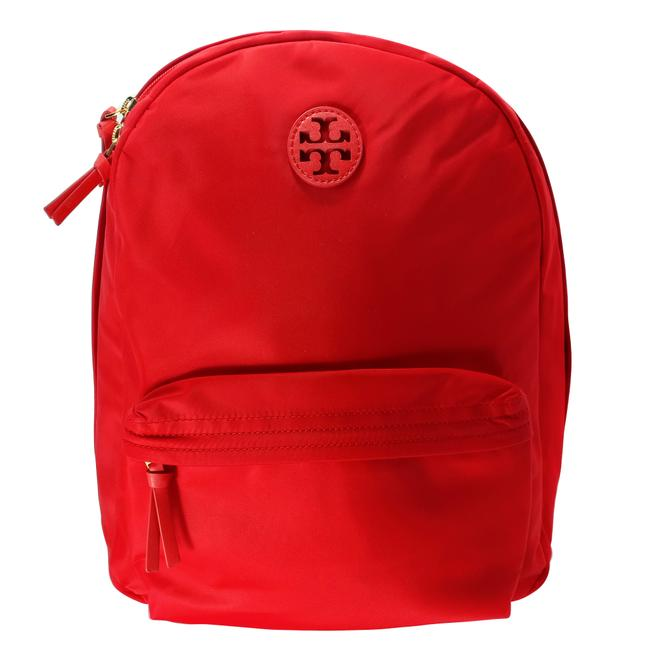Item - Ella Brilliant Red Nylon Backpack