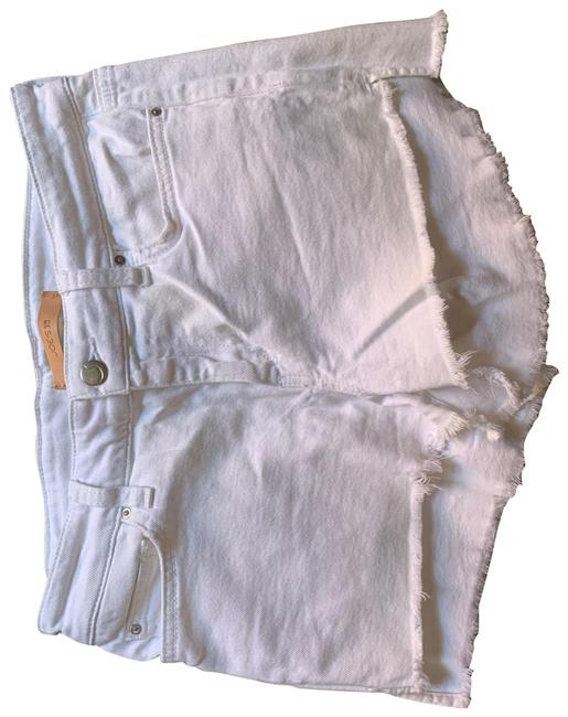 Item - White The Ozzie Shorts Size 6 (S, 28)