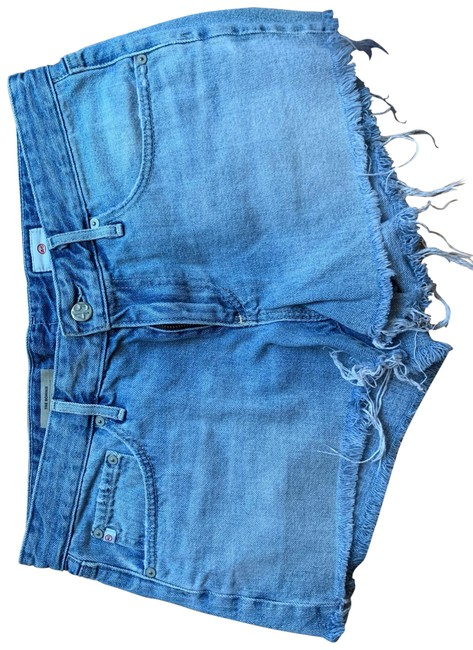 Item - Blue The Bonnie Relaxed Shorts Size 8 (M, 29, 30)