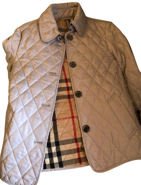 Item - Light Purple Quilted Jacket Size 0 (XS)