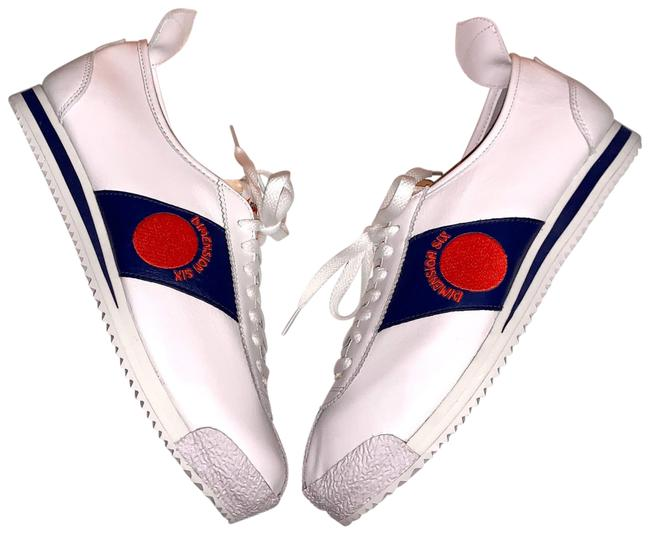 "Item - White/Game Royal/Varsity Red Men's Cortez 72 S.d. ""Dimension Six"" Sneakers Size EU 42.5 (Approx. US 12.5) Regular (M, B)"