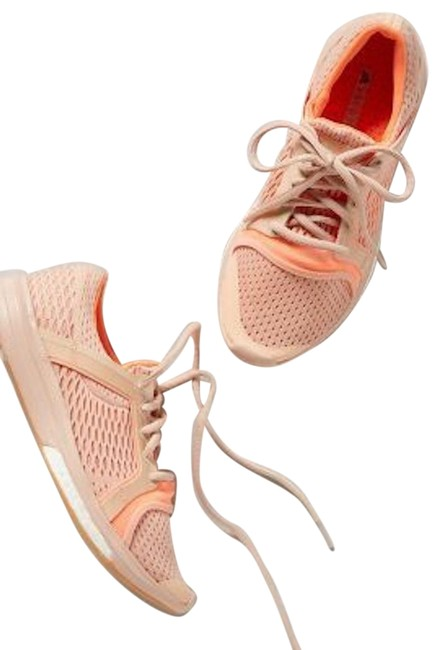 Item - Peach Women's Pink 'running Cc Sonic' Sneakers Size US 6.5 Regular (M, B)