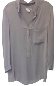 Helmut Lang Top Pale Grey