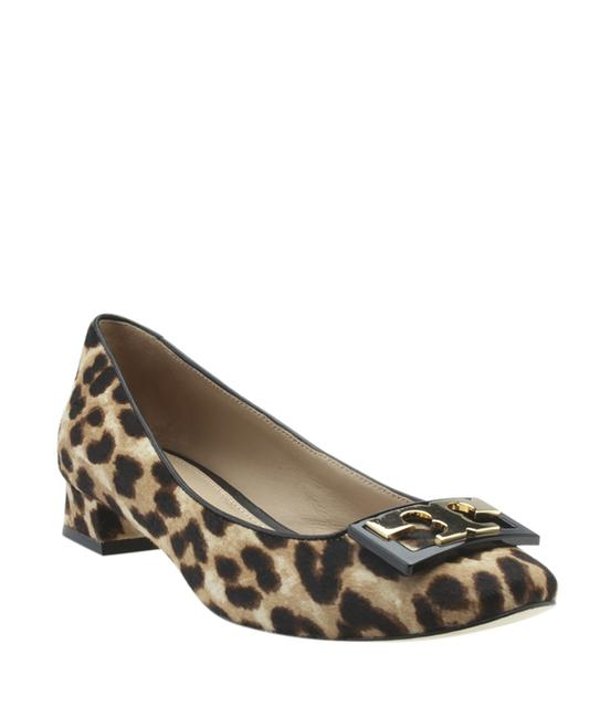 Item - Brown Gigi Leopard Pony Hair Heelsx (179119) Pumps Size US 6.5 Regular (M, B)