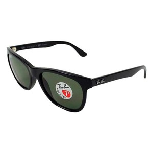 Ray-Ban Green Classic G-15 Polarized Lens RB4184 601/9A Unisex Square