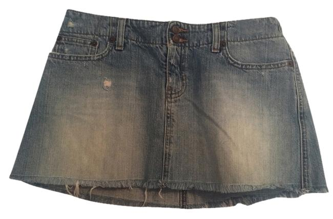 Abercrombie & Fitch Skirt Denim