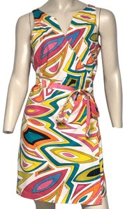 Gretchen Scott short dress multicolor on Tradesy