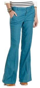 Level 99 Flare Pants Teal