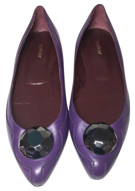 Botkier Purple Made In Italy Flats Size EU 38.5 (Approx. US 8.5) Regular (M, B) Botkier Purple Made In Italy Flats Size EU 38.5 (Approx. US 8.5) Regular (M, B) Image 1