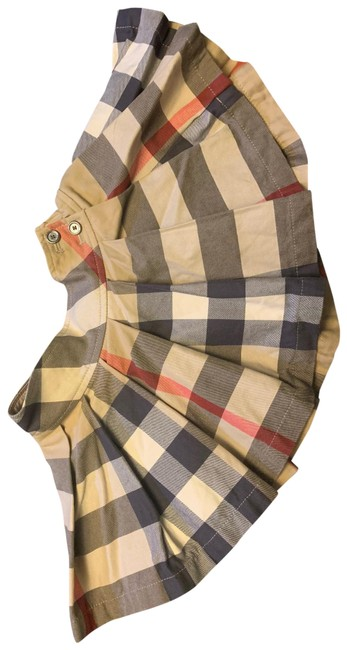 Item - Classic Plaid Children Skirt Size OS (one size)