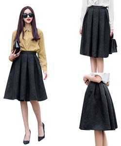 Boutique Skirt Black