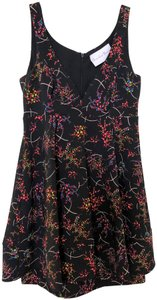 Charles Henry Peplum Small Dress