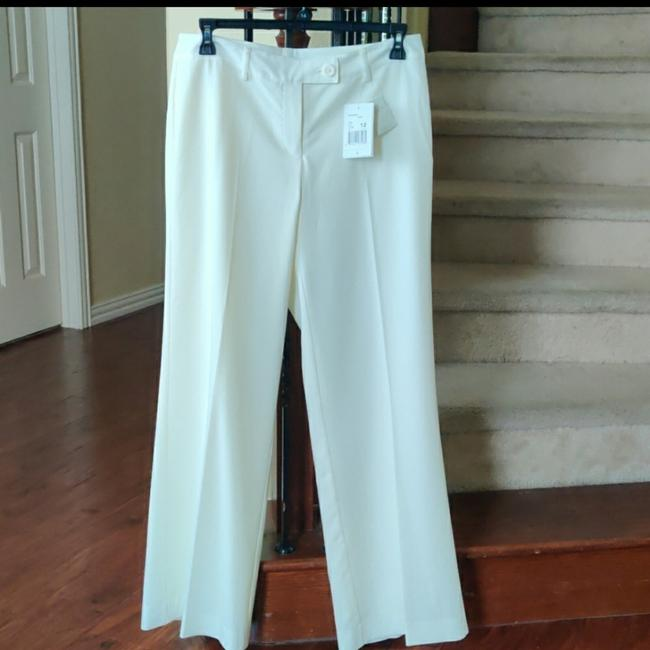 Item - Ivory Carol Anderson By Invitation # 756 Pants Size 12 (L, 32, 33)