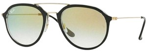 Ray-Ban Gold Gradient Lens RB4253 6052Y0 Unisex Aviator