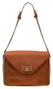 Chloé Chain Leather Shoulder Bag