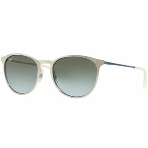 Ray-Ban Blue Green Gradient Lens RB3539 908017 Unisex Round