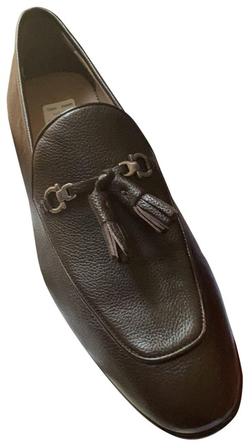 Item - Brown Flats Size US 8 Extra Wide (Ww, Ee)