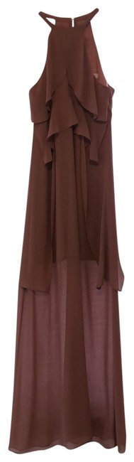 Item - Pink Long Casual Maxi Dress Size 2 (XS)