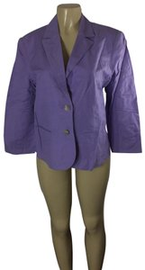 Kate Hill purple Blazer