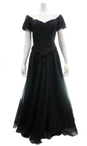Rose Taft Dress