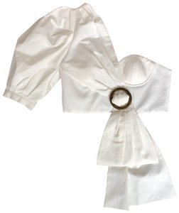 Acler Top White