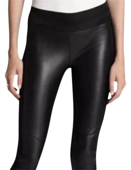 Item - Black Paloma Vegan Leather Leggings Size 4 (S)
