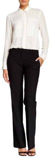 Item - Gray Tailored In Stretch Wool Pants Size 2 (XS, 26)