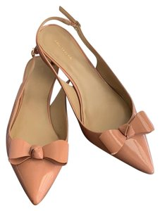 Ann Taylor nude pink Pumps