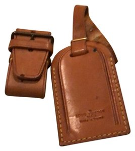 Louis Vuitton Louis Vuitton Luggage Tag and Belt #15
