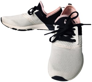 New Balance Sneakers Athleisure Comfortable Black, White, Pink Athletic