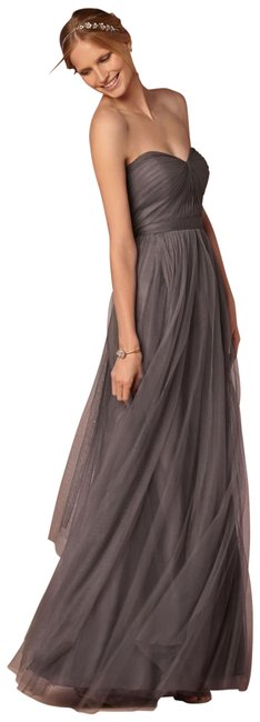 Item - Storm Mira Chiffon Bridesmaid Prom Gown Long Formal Dress Size 10 (M)