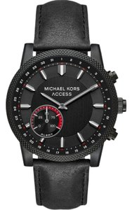 Michael Kors Michael Kors Hybrid Stainless Steel Men's Smartwatch MKT4025 NWT Black