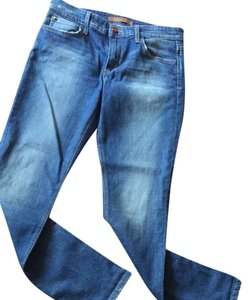Joes Jeans Straight Leg Jeans-Medium Wash