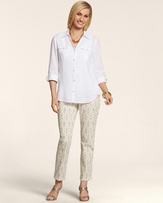 Chico's Embellished Capris Pattern
