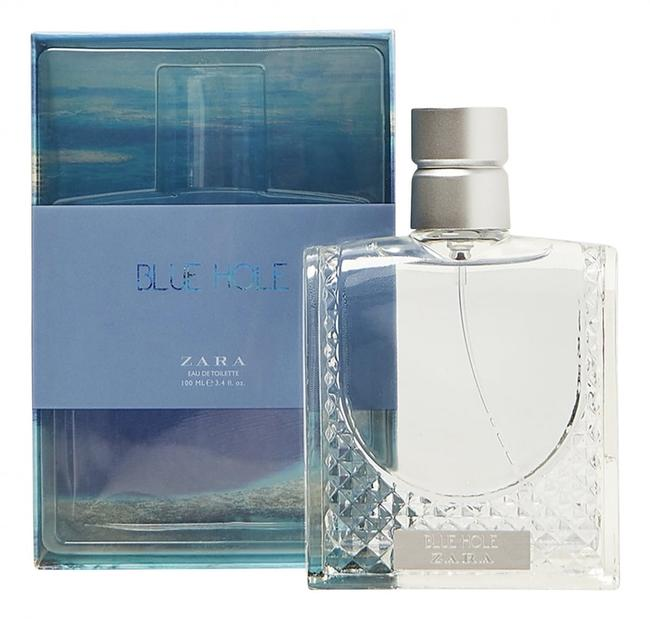 Item - Blue Hole Edt Men's Cologne 3.4 Fl. Oz/ 100 Ml Sealed Fragrance