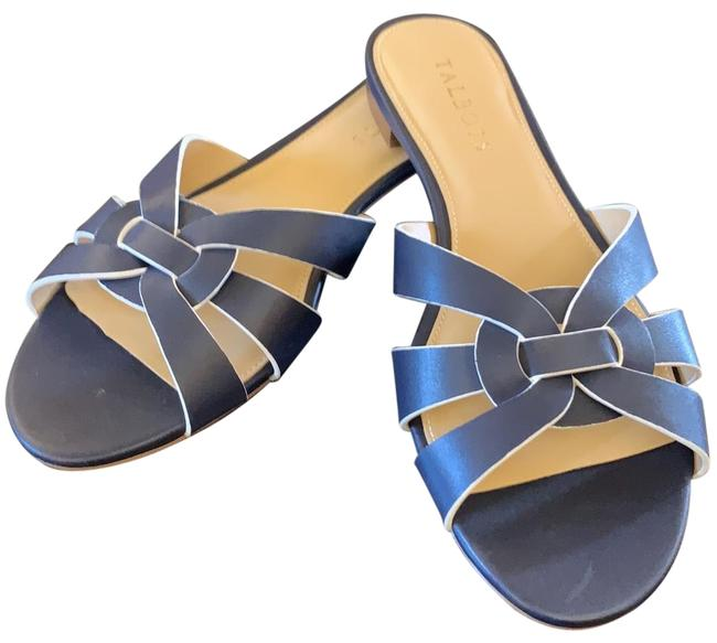 Item - Indigo Blue Kerri Woven Sandals Size US 8.5 Regular (M, B)