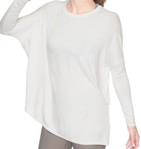 Athleta Cloudlight Relaxed Asym Ladies Sweater