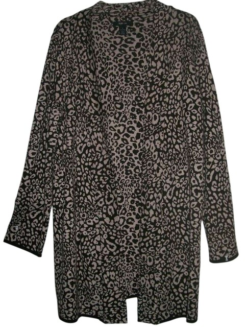 Preload https://img-static.tradesy.com/item/270451/style-and-co-leopard-print-cream-chocolate-brown-macy-s-size-12-l-0-0-650-650.jpg