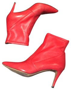 Lewit red Boots