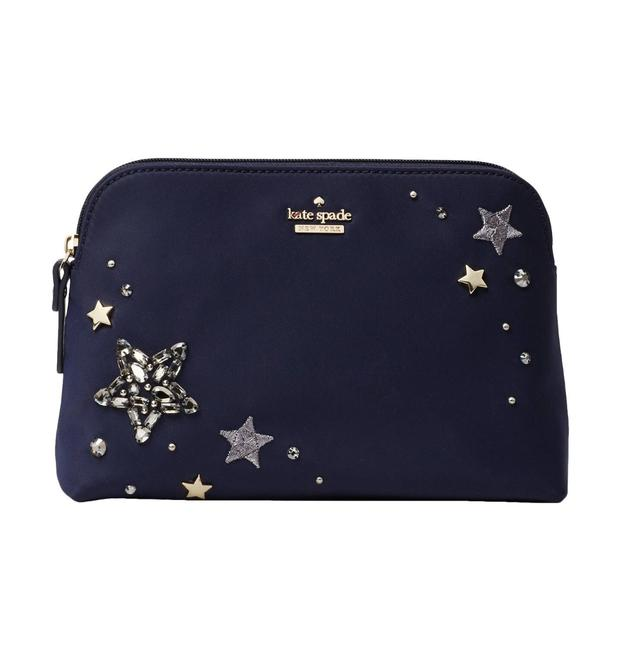 Item - Black Luxe Star Cosmetic Bag