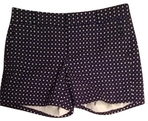 Banana Republic Shorts Navy/white