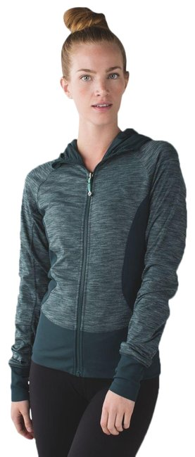 Item - Teal In Flux Activewear Outerwear Size 4 (S)