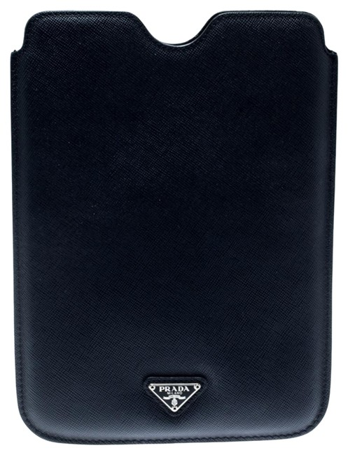 Item - Navy Blue Lux Saffiano Leather Ipad Case Tech Accessory