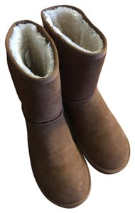 Sold!boots Chestnut Brown Boots