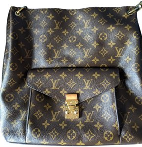 Louis Vuitton Metis Metis Discontinued Hobo Bag