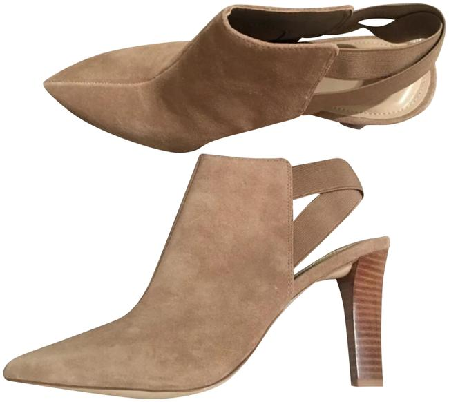 Item - Brown New Suede Pl-kimona S Sahara Ankle Boots/Booties Size US 9 Regular (M, B)